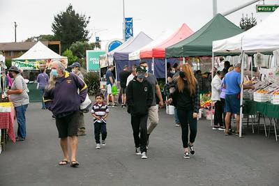 Everyone's Harvest Marina Farmers Market 10-25-20