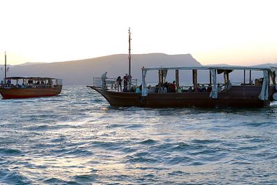 St. Peter's Primacy, Capernaum, Nazareth Village, Boat Ride 3-10-16