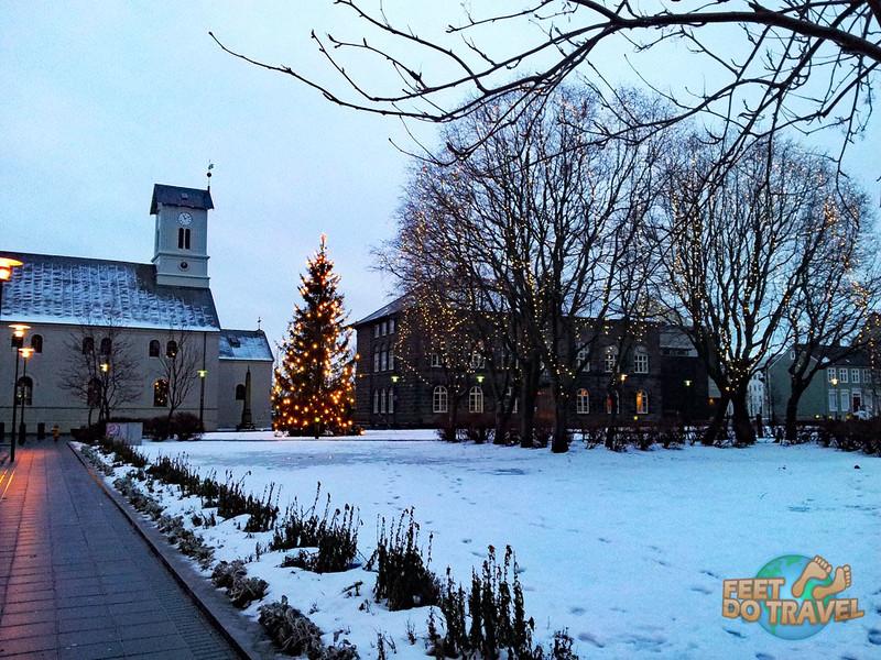 twelve days of christmas iceland