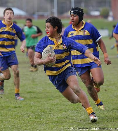 jm20120906 Rugby U15 - Wainui v St Bernards _MG_3221 b