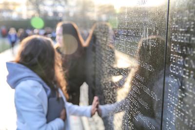 150322 Vietnam Veterans Memorial