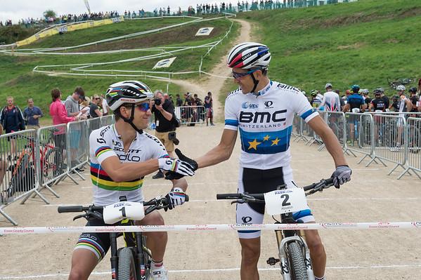 UCI INTERNATIONAL HADLEIGH PARK 30TH / 31ST JULY ELITE MEN