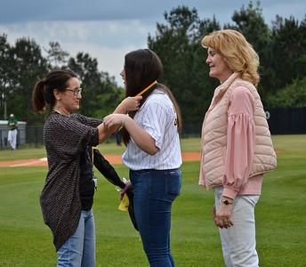 OG Baseball Senior Recognition