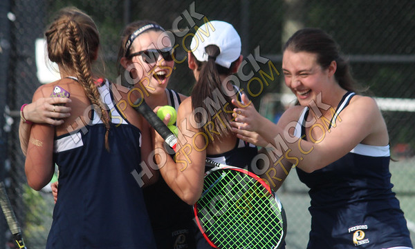 Foxboro Girls Tennis - D2 State Final