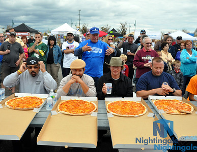 Pizza Eating Contest Day 1