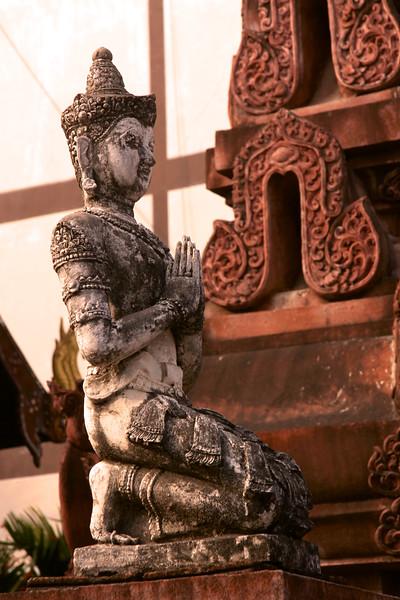 Buddha statue - Chiang Mai