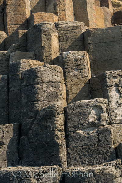 Da Dia Volcanic Rock Formation, Vietnam