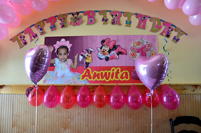 Anwita's First Birthday Party
