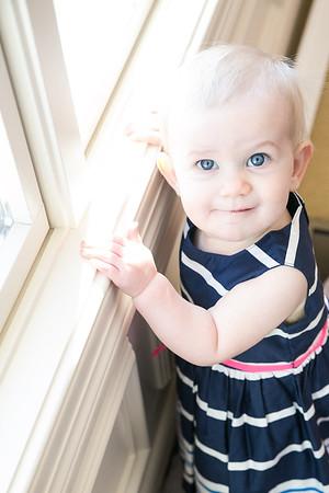 Maddie 9 Months