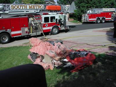 SMFR House Fire