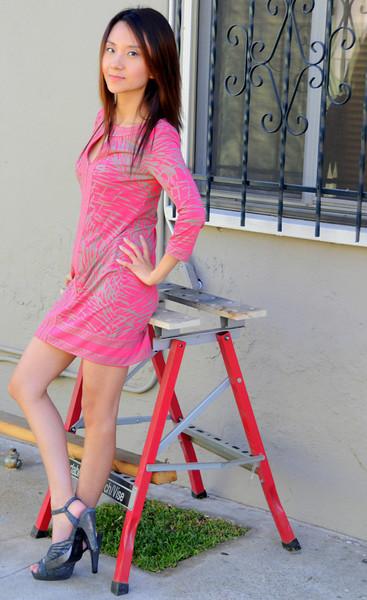 beautiful woman model red dress 105.234.23.4