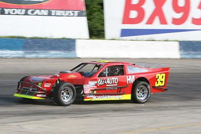 Auto Value Super Sprints, Delaware Speedway, Delaware, ON, June 8, 2007