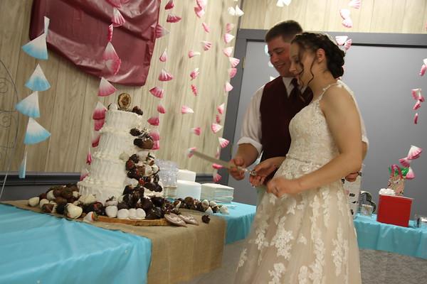 6-10-2017 Majot Wedding Reception