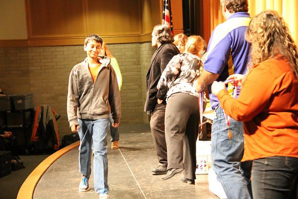 Junior UIL 2/12/2011