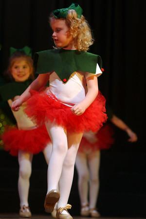 Tip Toe, The Dancing Elf - Kindergarten