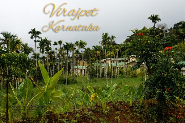 Virajpet, Karnataka, India Oct 2015