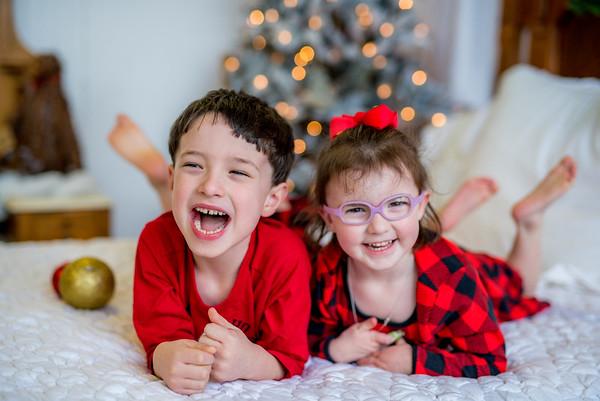 Gilbert: Christmas PJs