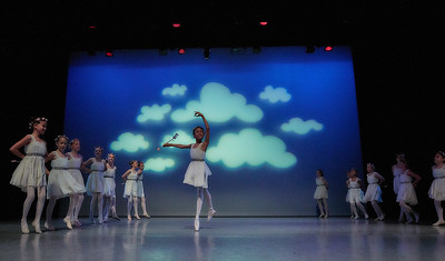 2017 Ballet Arts Recital Dress Rehearsal
