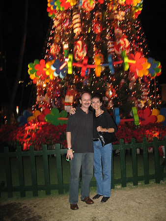 The Honolulu Christmas Lights 2006