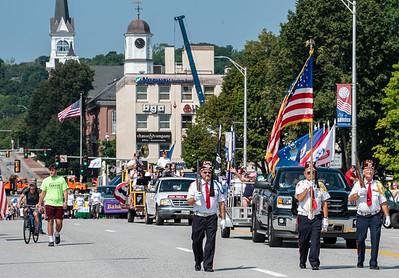 Maine Bicentennial Parade
