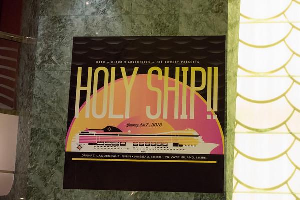 Holy Ship! 2013