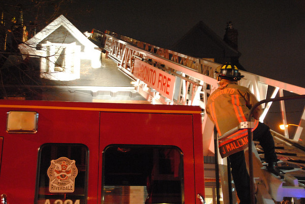 December 10, 2011 - 1st Alarm - 40 Strathcona Ave.