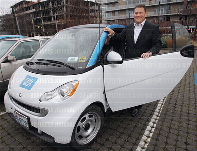 Car2Go looks to expand beyond Seattle to Bellevue