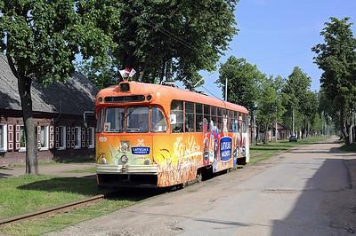 Daugavpils Tramvajs