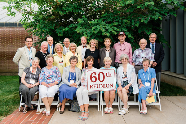 50th Plus Reception & Class Photos