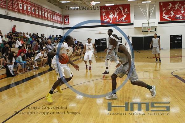 White Station Boys Basketball - MountV 12-19-13