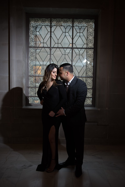 JOCELYN + JASON Engagement SF 2017