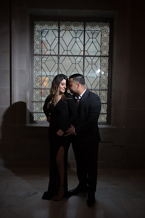JOCELYN + JASON Engagement SF 2017