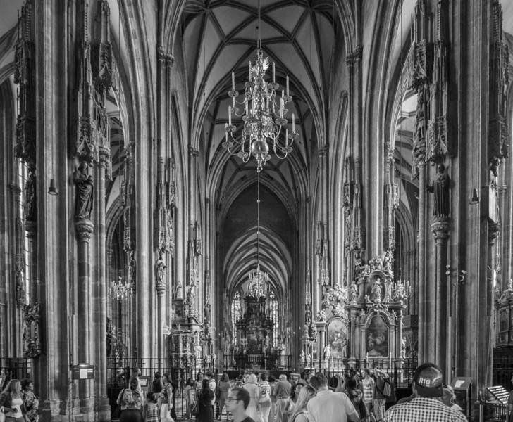 St Stephens Cathedral, Vienna
