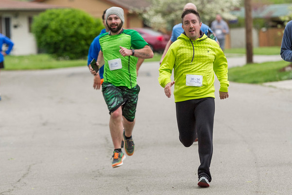 ORRRC Sugar Maple 6k - April 22, 2017
