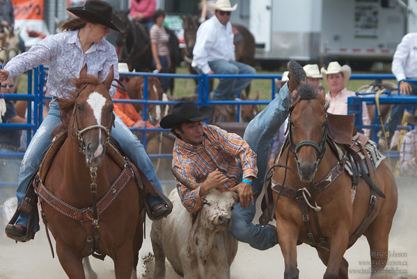 2012-07-29 Spencerville Rodeo