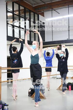 Westside Ballet Class 11/18/20