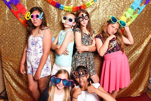 Stewart Flemming school leavers party