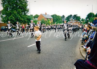 Belfast 12th 2001