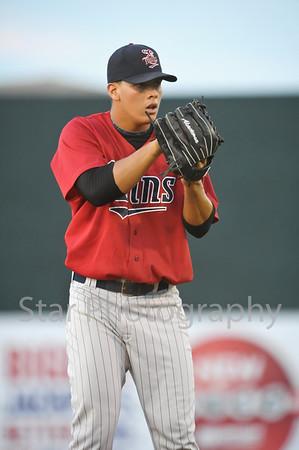 Twins vs Cardinals 7-20-2012