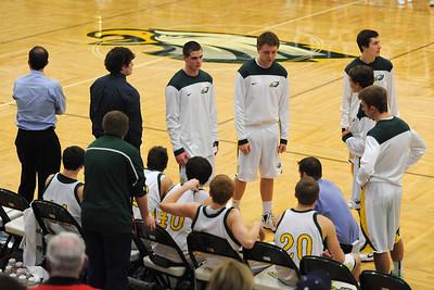 Boys Basketball - Green Co. 2014