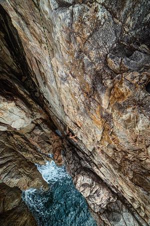 Koh Tao Rock Climbing 10/2019