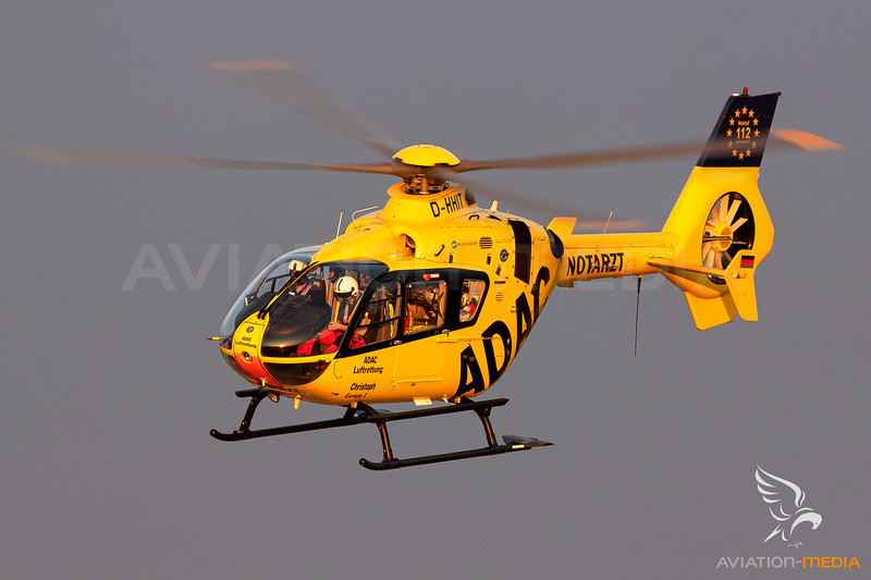 ADAC Luftrettung / EC-135 / D-HHIT / Christoph Europa 1