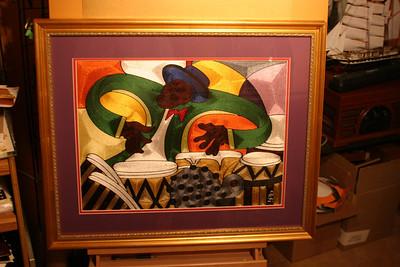 Framing by Dru