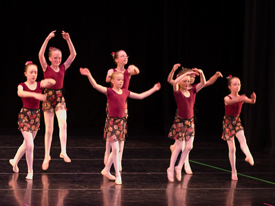 Ballet Demonstration, June 2005