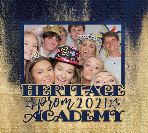 Heritage Academy prom 2021