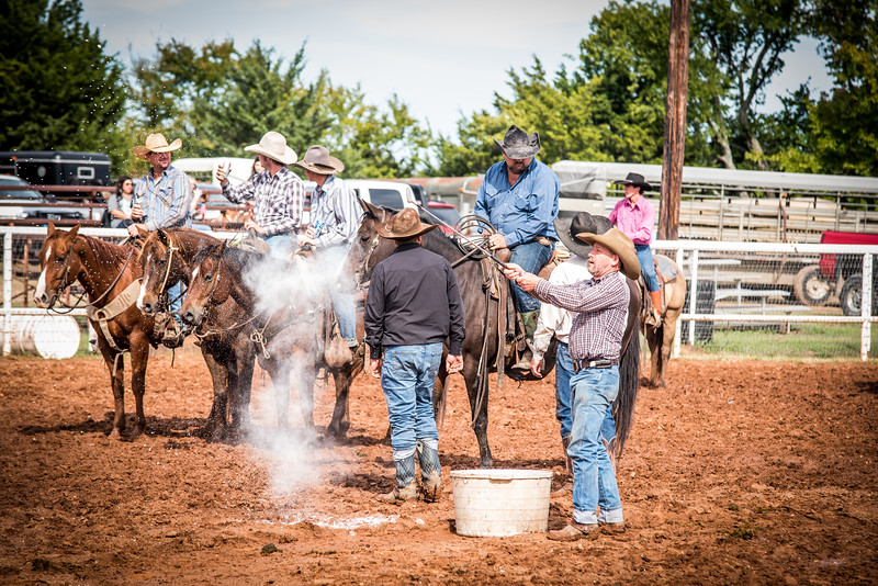 Matt Blalock 3rd Annual Memorial Ranch Rodeo Branding