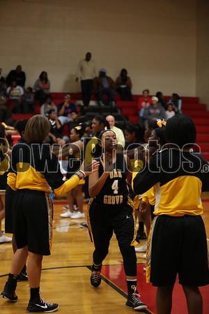 Petal vs Oak Grove - girls varsity basketball-2015