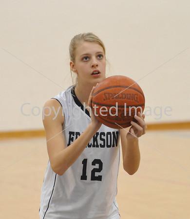 8th Grade Ereckson Basketball 2011