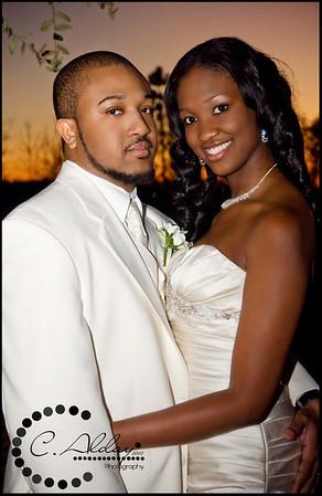 Sam & Domonique's Wedding