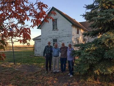 South Dakota visit with Oscar and Dory